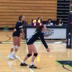 Girls Varsity Volleyball beats The Galloway School 2 – 0
