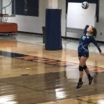 Girls Junior Varsity Volleyball falls to North Springs 2 – 0
