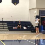 Girls Varsity Volleyball falls to North Cobb Christian School 2 – 0