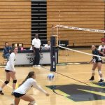 Girls Varsity Volleyball falls to Dunwoody 2 – 0