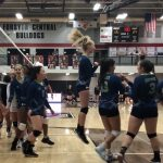 Girls Junior Varsity Volleyball beats Chestatee 2 – 1
