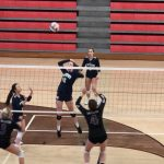 Girls Varsity Volleyball beats Chestatee 2 – 0
