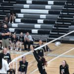 Girls Varsity Volleyball falls to North Atlanta 2 – 0