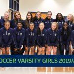 Varsity Soccer Girls