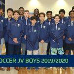 Junior Varsity Soccer Boys 2019/2020