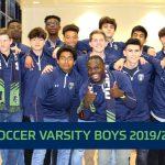 Northview Varsity Boys Soccer Team 2019/2020