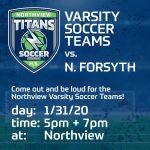 Soccer season kicks off this Friday!
