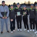 Lady Titans take 2nd place at Lady Wolves 4-Ball Invitational