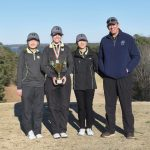 Junior Erica Scutt Earns Individual First Place Honors at Longhorn Golf Invitational