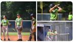 Softball hits the field 9/9/2020 at Centennial