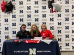 Northview Volleyball Player Signs with Kentucky Christian University