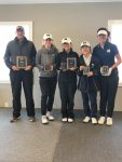 Northview Varsity Girls Golfers Get Two Consecutive First Place Finishes
