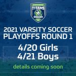Both Varsity Soccer Teams Qualify for Playoffs!