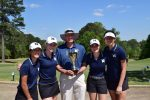 Lady Titan Golfers Earn Spot in Upcoming State Championship
