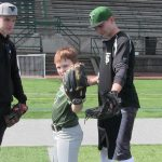 Tigard Baseball Players Coach Future Tigers