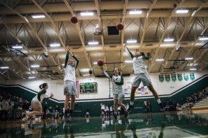 Girls Basketball St. Mary's