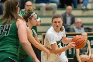 Varsity Girls Basketball – Sheldon – Photographer:  Christopher Germano