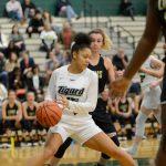 Varsity Girls Basketball vs West Linn-Chris Germano