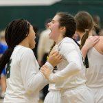 Girls Basketball vs Grant Play off