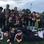 Varsity Softball beats South Salem 9 – 1