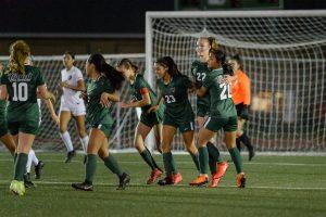 THS Girls Soccer vs Century