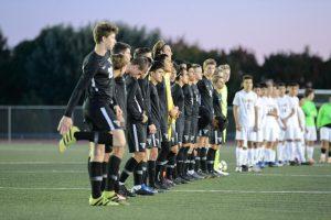 Varsity Boys Soccer vs Canby
