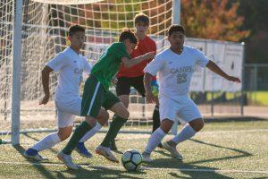 JV Boys Soccer vs Canby