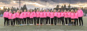 THS Girls Soccer vs Tualatin