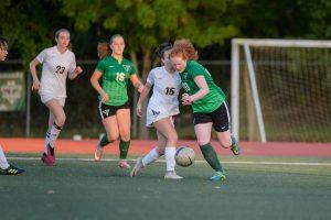 THS JV Girls Soccer vs Tualatin