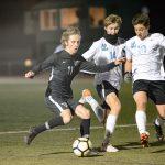 Varsity Boys Soccer vs Lakeridge-District Champions