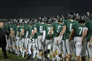 Varsity Football vs Century-Play off (photos by Christopher Germano)
