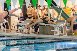 Swimming vs Lakeridge