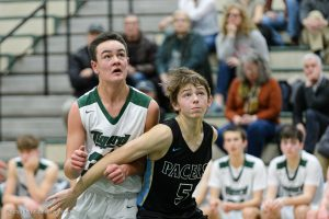JV Boys BB vs Lakeridge photos by Chris Germano