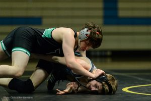 Wrestling  vs Lakeridge photos by Chris Germano