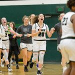 Girls Basketball vs Lake Oswego photos by Chris Germano