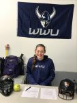 Emily Paulson signs letter of intent