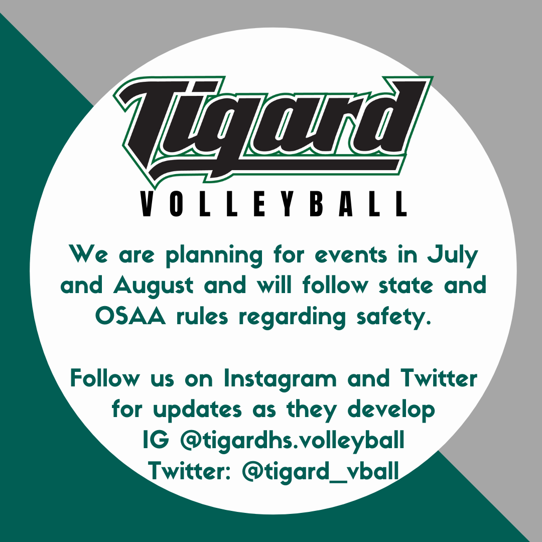 Volleyball Update: June 11