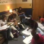 Lady Cats Hit the Books Before the Court