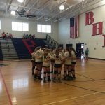 Seneca High School Girls Junior Varsity Volleyball beat Belton Honea Path 2-1