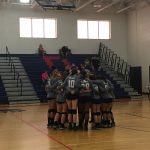 Seneca High School Girls Varsity Volleyball beat Belton-Honea Path High School 3-0