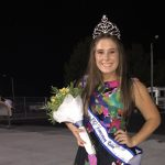 Addie Pate crowned Homecoming Queen