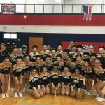 Lady Cats Competition Cheer Places 1st in Upstate Patriot Cheer Classic