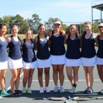 Five members of the Girl's Tennis Team named All Region