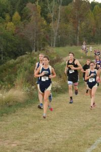 Region 1-3A Cross Country Meet