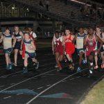 Seneca High School Boys Varsity Track finishes 2nd place