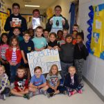 SHS Student-Athletes Participate in Literacy Day