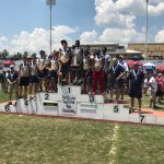Bobcat Men's Track Wins State Title