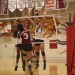 Fremont High School Girls Varsity Volleyball falls to Cupertino High School 3-0