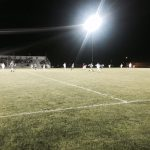 Traverse City West High School Boys Varsity Soccer beat Petoskey High School 4-1