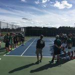 Traverse City West High School Boys Varsity Tennis beat Alpena High School 7-1